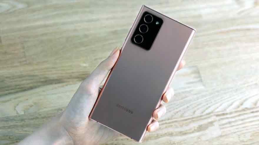 Los dos Samsung Galaxy Note20 se destacan por su calidad fotográfica y de video.