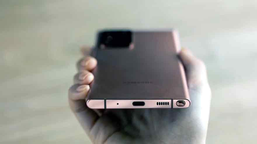 El Samsung Galaxy Note20 Ultra posee un hardware más potente que muchas computadoras tradicionales.