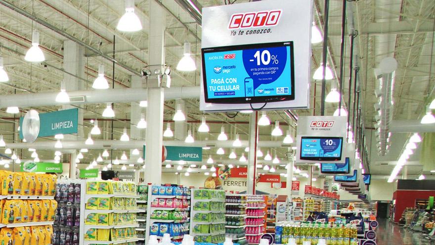 La primera compra realizada con QR gozará de un 10% de descuento.