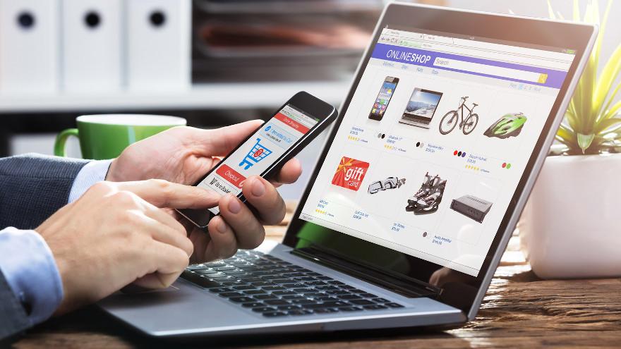 El avance del comercio electrónico