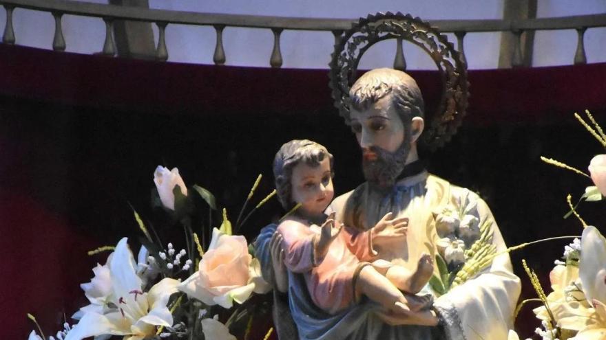 San Cayetano es uno de los santos más venerados en Argentina