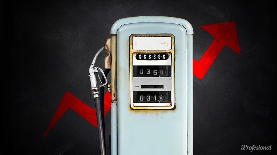Si el Gobierno aplica el ajuste impositivo, el litro de nafta súper debería pasar a $70,64 y el de gasoil, a $65,42