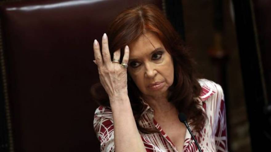 La vicepresidente de la Nación, Cristina Fernández, compartió el comunicado en su cuenta de Twitter personal, junto al mensaje: