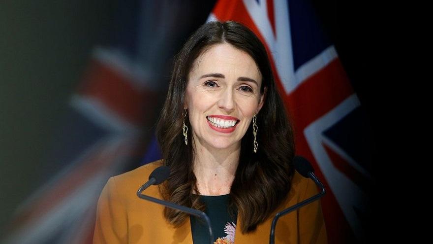 Jacinta Ardern, Primera Ministra de Nueva Zelanda, fue elogiada por el manejo de la pandemia en su país