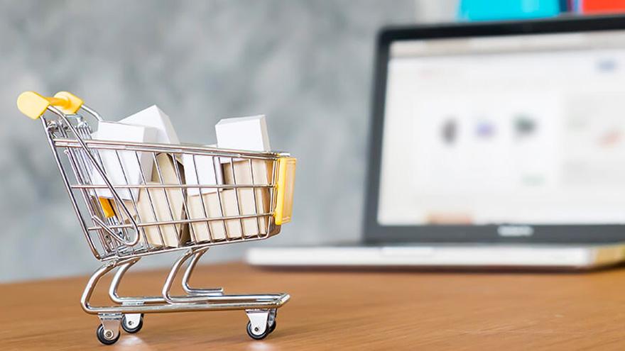 El comercio electrónico creció en los primeros dos meses de pandemia lo previsto para los próximos cinco años