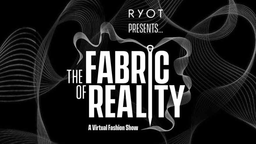 El show de Ryot se basó en la realidad virtual.