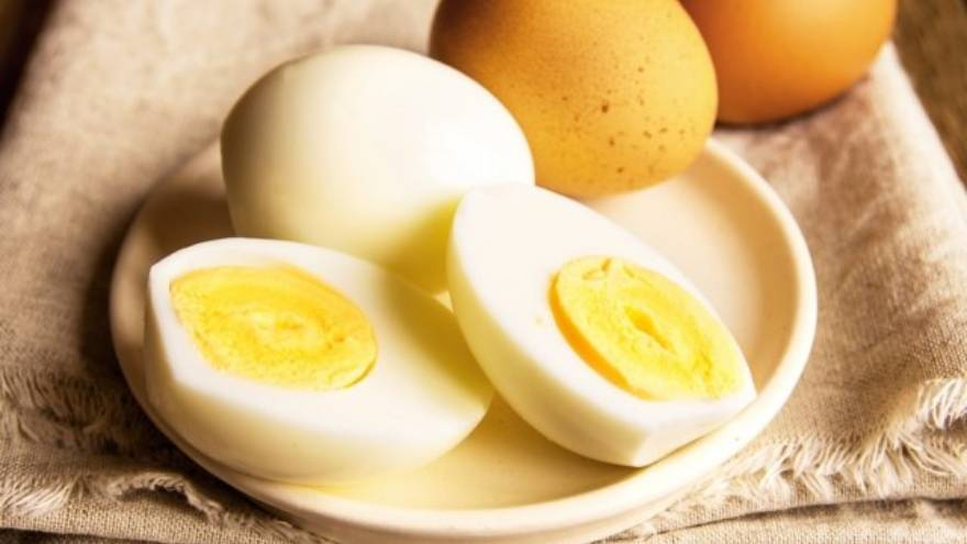 Hay que controlar el consumo de huevos.