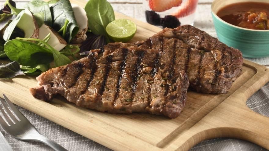 Carne: menos presente en la dieta de los argentinos.