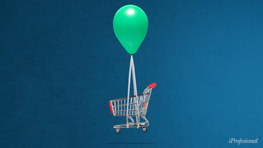 Un relevamiento publicado hoy proyecta una inflación de X% para este año
