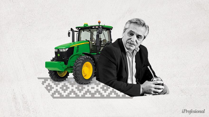El agro argentino, junto a otros sectores exportadores, son los más favorecidos por la llegada de Biden al poder.