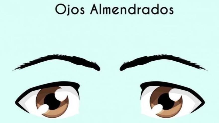 1. Ojos almendrados