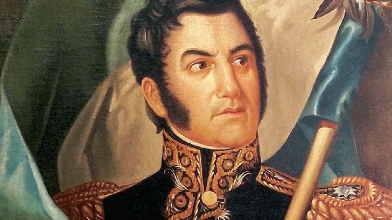 Cinco anécdotas sobre José de San Martín