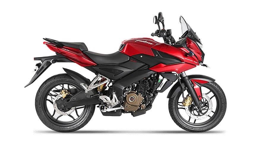 Bajaj, una de las más vendidas de 200cc.