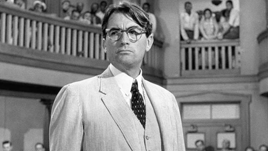 Atticus Finch es el protagonista de una de estas películas en línea