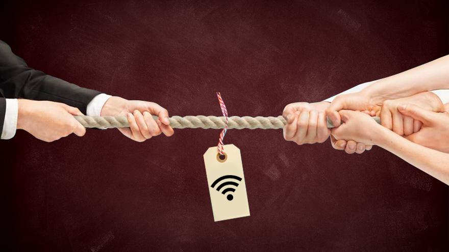 El presidente dijo que el DNU telco servirá también para promover la competencia en internet y la TV paga