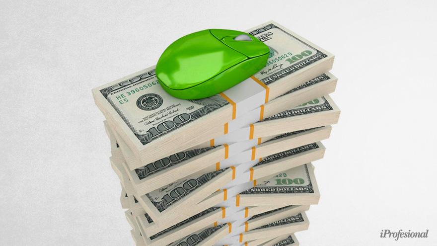 Los problemas en el homebanking generaron nerviosismo entre los ahorristas