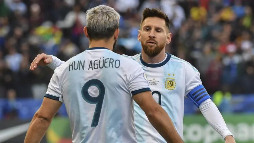 ¿El Manchestery City reunirá a la delantera mundialista argentina?