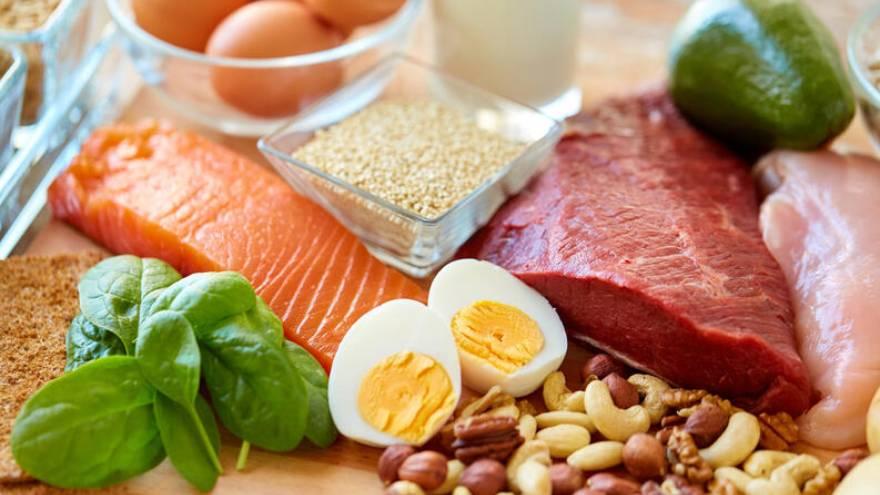 Alimentos, muy afectados por la inflación.