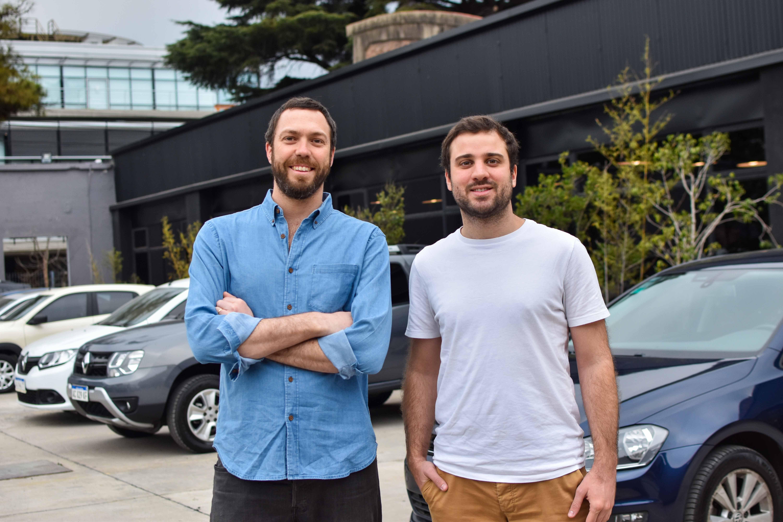 Jaime Macaya y Juan Cruz de la Rúa fundaron Checkars y revolucionaron la venta de autos usados por internet