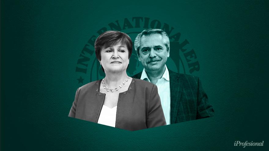 La carta de los senadores oficialistas genera ruido en la negociación con el FMI