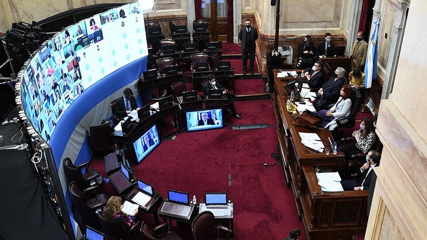 Para Lousteau, el Congreso no trata la agenda de la Argentina que