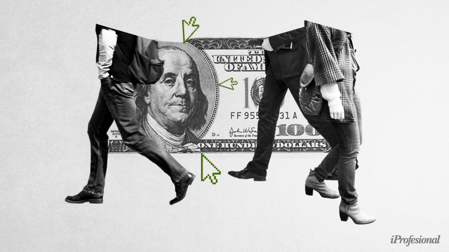 El mes arrancó con un millón diario de compradores, mientras el BCRA se concentra en bajar la cotización de los tipo de cambio paralelos