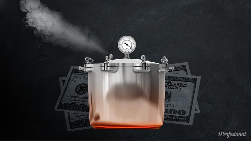 Lorenzó alertó que si se libera el cepo, una parte de los plazos fijos en pesos querrán dolarizarse