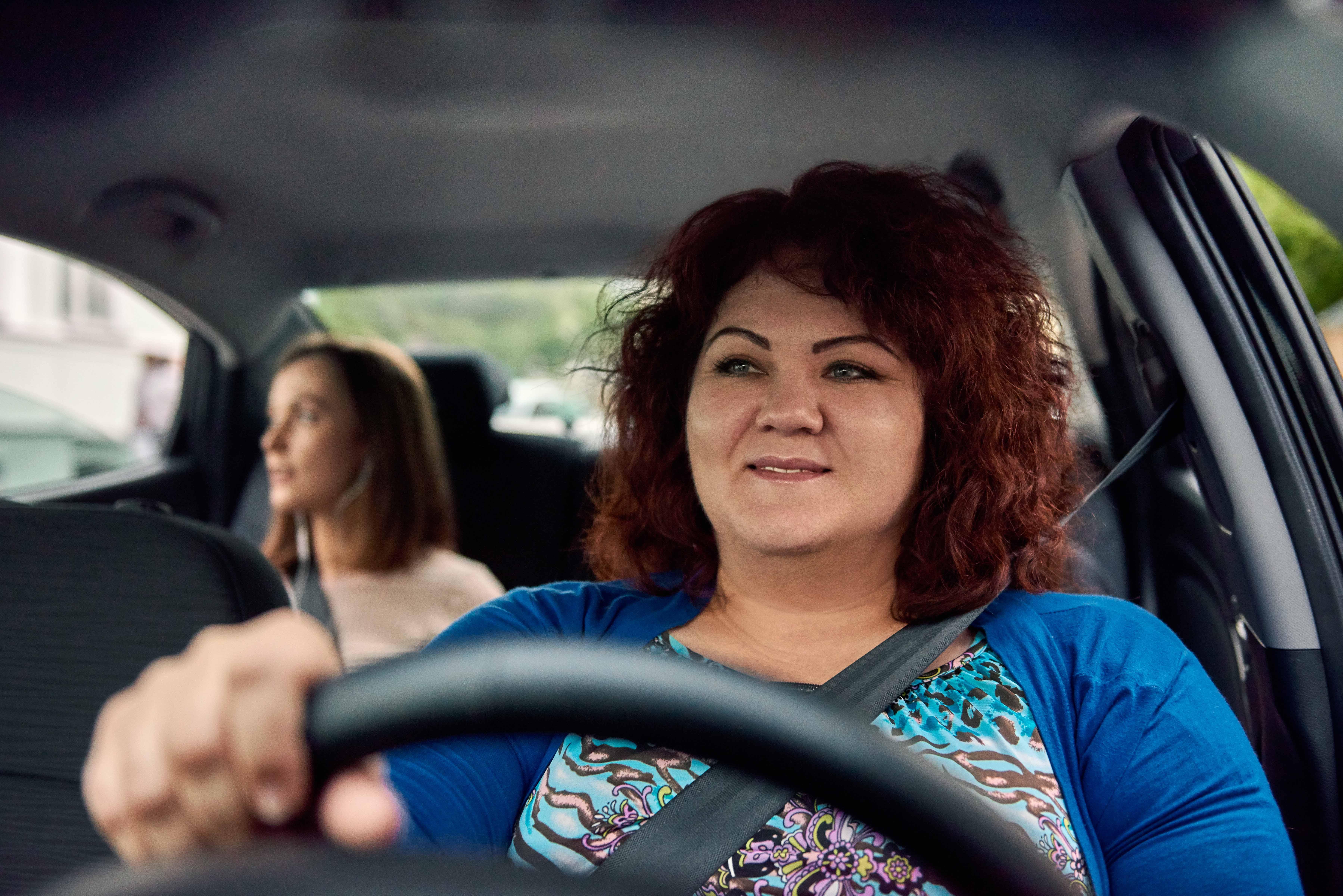 Uber también ofrece el servicio Ellas para que las mujeres conductoras sólo acepten viajes de mujeres
