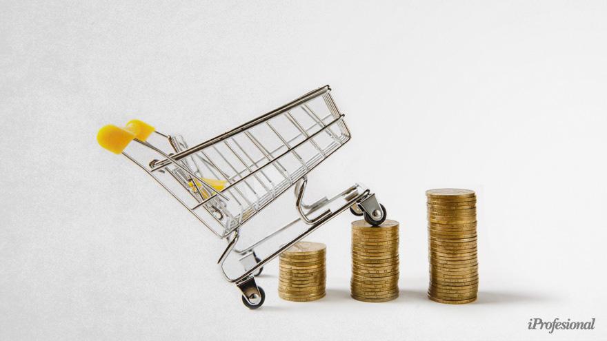 Inflación: el costo de vida se aceleró en los últimos meses.