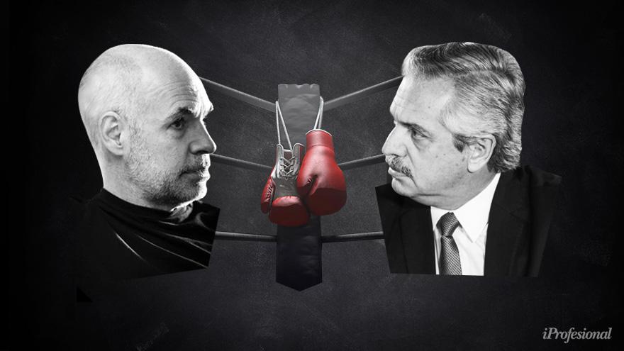 El presidente Alberto Fernández y Rodríguez Larreta son los políticos con mejor imagen en el país