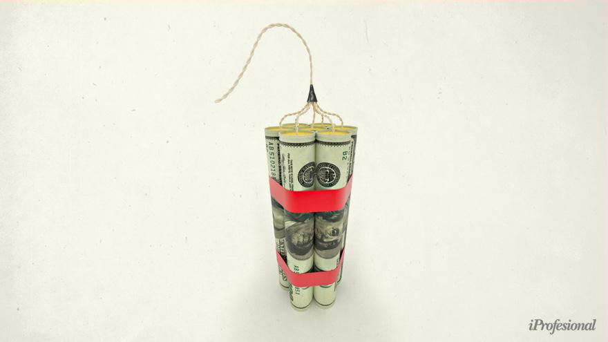 El Banco Central busca preservar sus reservas