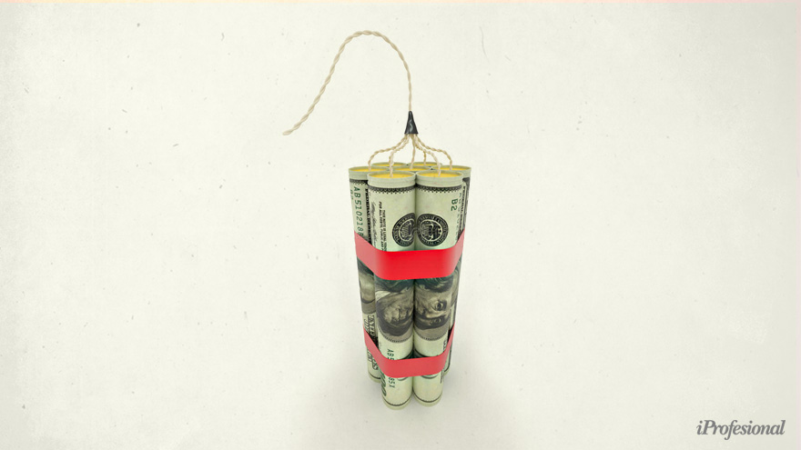 El dólar a diciembre de este año se operó hoy por encima de $85 en Rofex