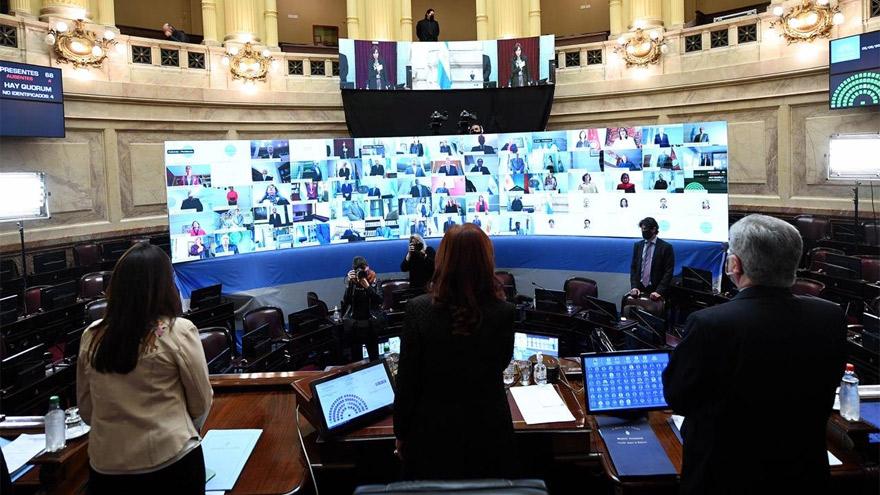 El Senado rechazó los traslados de jueces realizados por decreto durante la presidencia de Mauricio Macri