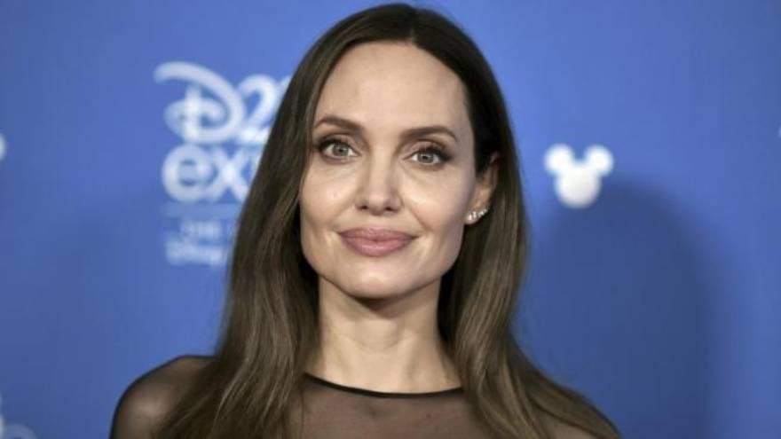 Angelina Jolie es parte del elenco de esta película de Disney