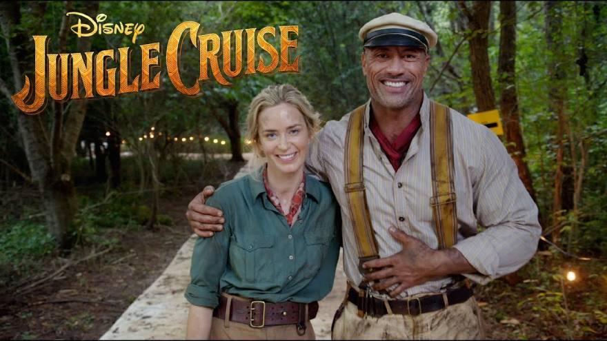 Jungle cruise es una de las películas de Disney que debió postergar su estreno