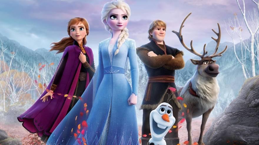 Frozen es una de las películas de Disney que se estrenaron en los últimos años