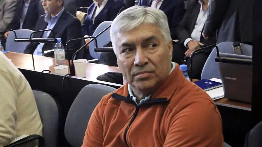 Lázaro Báez: deberá usar tobillera electrónica.