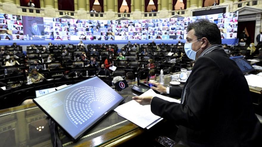 Sergio Massa, centro de las especulaciones en un momento de máxima debilidad política del Gobierno