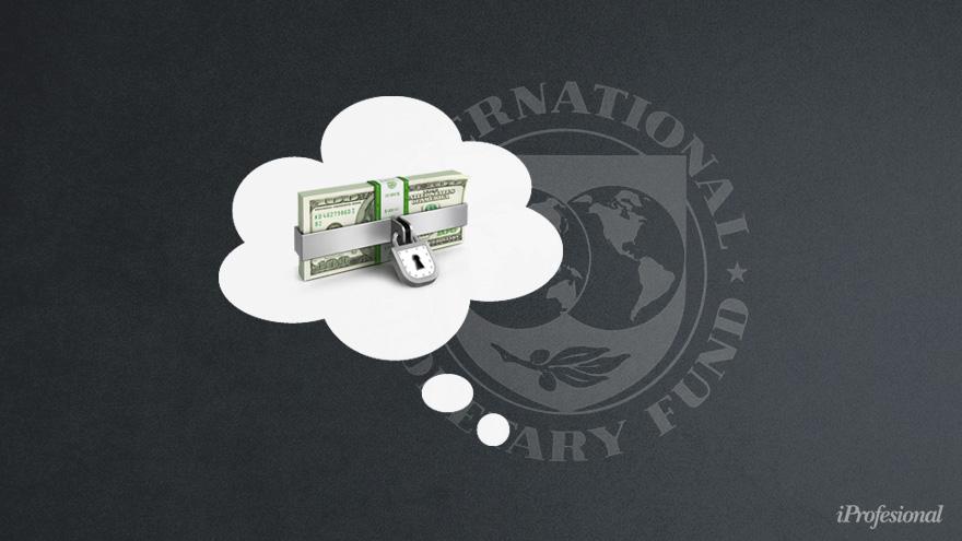 El Fondo Monetario avala el cepo como forma de sostener el nivel de reservas.