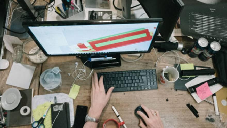 El diseño gráfico ofrece muchas posibilidades para trabajar desde casa