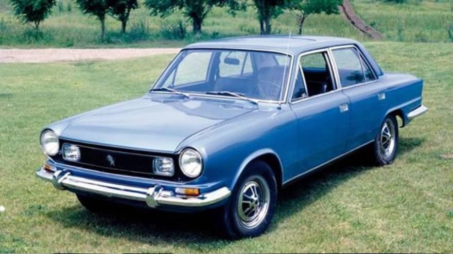 El Torno es uno de los autos en los que Pinifarina participó como diseñador