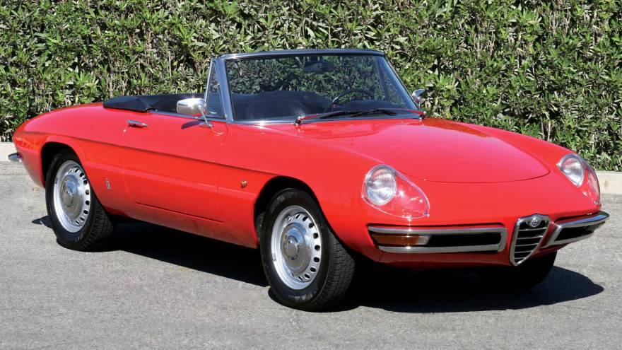Este modelo es uno de los diseños de Pininfarina