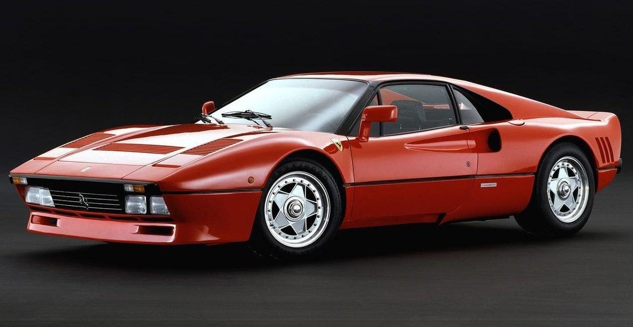 Este es el Ferrari 288