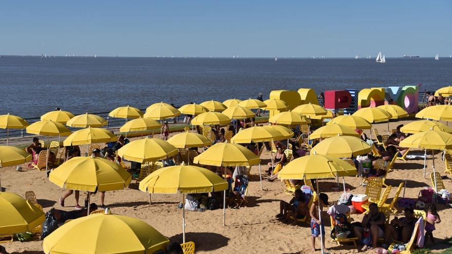 Se esperan los feriados de fin de año para comenzar a repuntar la actividad turística en la Costa Atlántica