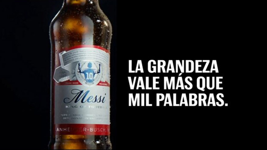 La cerveza del