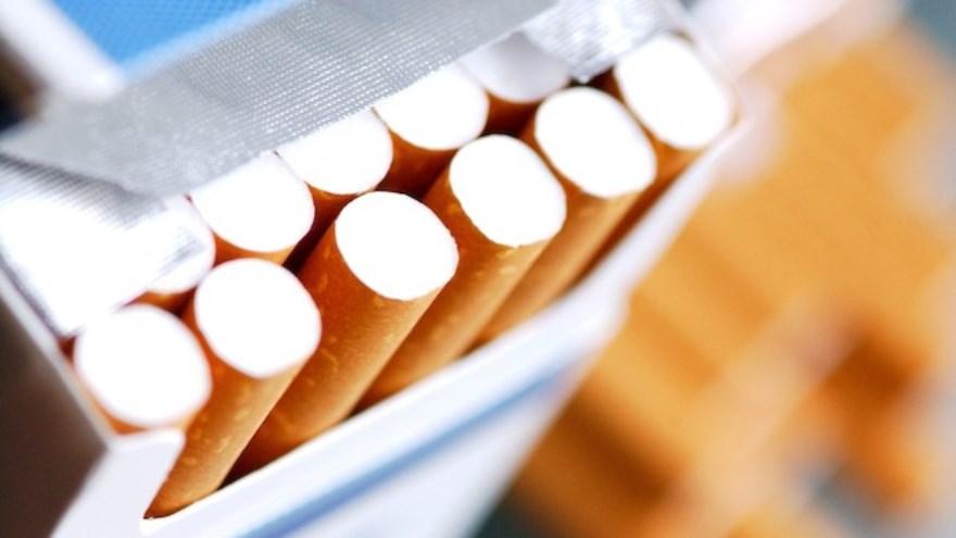 El tabaquismo puede producir parosmia con el tiempo