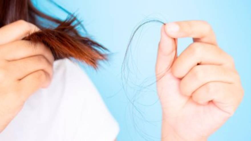 La causa de la caída del cabello puede estar en la alimentación