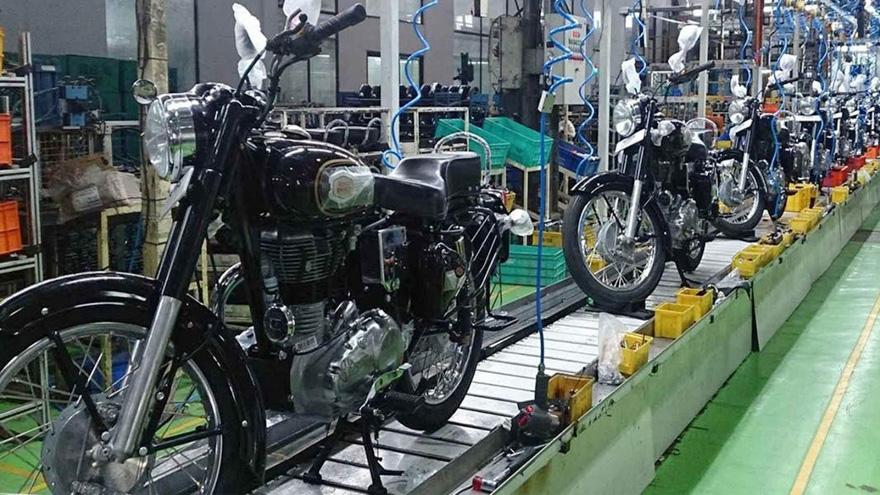 Motos de fabricación nacional son parte del plan oficial para comprar a largo plazo.