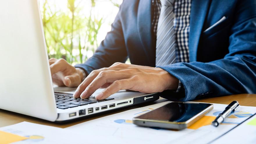 El empresario pyme puede realizar la emisión, endoso y el descuento de sus Echeq online