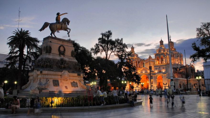 Córdoba, otro de los destinos más elegidos.
